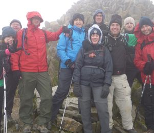 Hilton-Baird Group reaches new heights to raise £5,000 for Macmillan